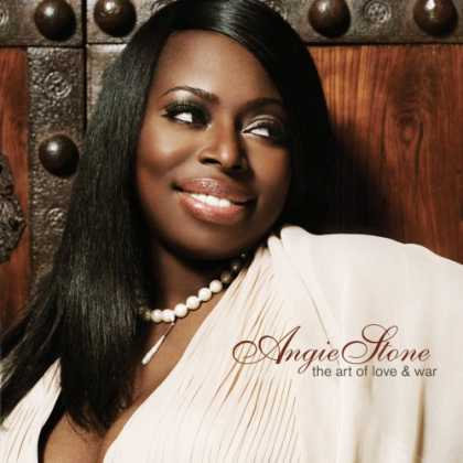 Bestselling Music (2007) - The Art of Love and War by Angie Stone