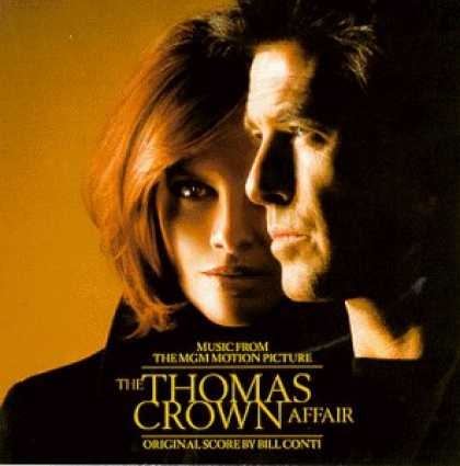 Bestselling Music (2007) - The Thomas Crown Affair: Music From The MGM Motion Picture by Sting