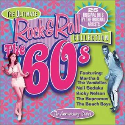 Bestselling Music (2007) - The Ultimate Rock & Roll Collection: The 60's by Various Artists