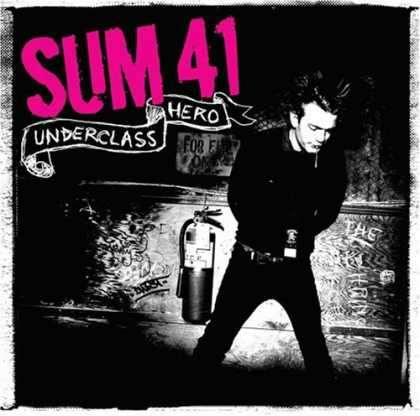 Bestselling Music (2007) - Underclass Hero by Sum 41
