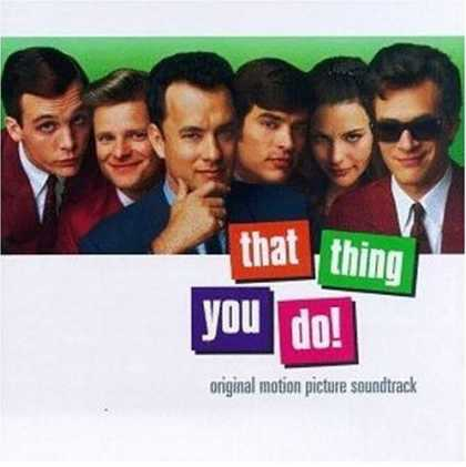 Bestselling Music (2007) - That Thing You Do!: Original Motion Picture Soundtrack by Various Artists