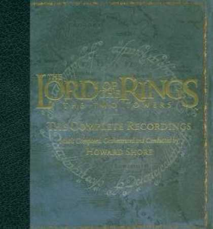 Bestselling Music (2007) - The Lord of the Rings: The Two Towers - The Complete Recordings by Howard Shore