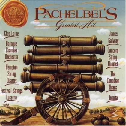 Bestselling Music (2007) - Pachelbel's Greatest Hit: Canon in D