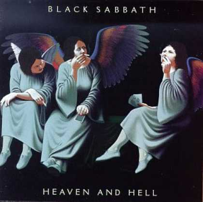 Bestselling Music (2007) - Heaven And Hell by Black Sabbath
