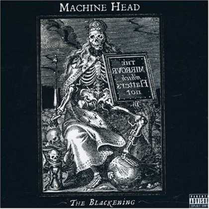 Bestselling Music (2007) - The Blackening by Machine Head