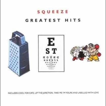 Bestselling Music (2007) - Squeeze - Greatest Hits by Squeeze