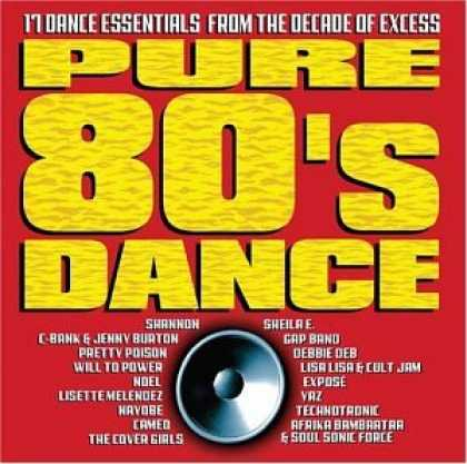 Bestselling Music (2007) - Pure 80's Dance by Various Artists