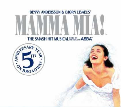 Bestselling Music (2007) - Mamma Mia! 5th Anniversay [CD/DVD Combination]