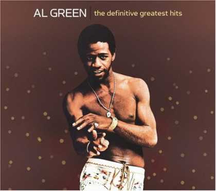 Bestselling Music (2007) - Definitive Greatest Hits by Al Green