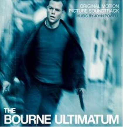 Bestselling Music (2007) - The Bourne Ultimatum