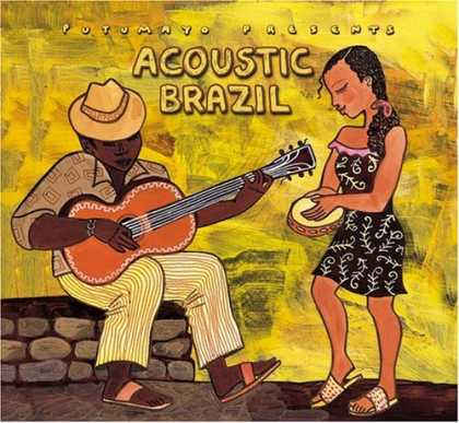 Bestselling Music (2007) - Putumayo Presents: Acoustic Brazil by Various Artists