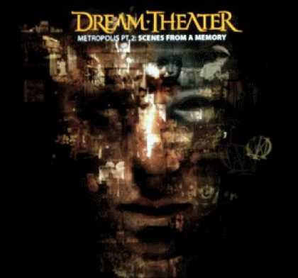 Bestselling Music (2007) - Metropolis Part 2: Scenes from a Memory by Dream Theater