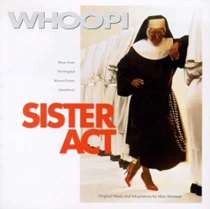 Bestselling Music (2007) - Sister Act: Music From The Original Motion Picture Soundtrack by Various Artists