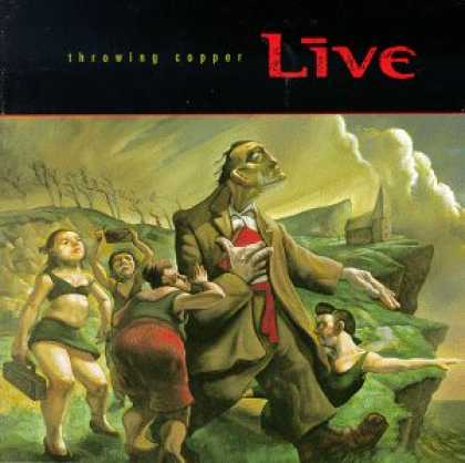 Bestselling Music (2007) - Throwing Copper by Live