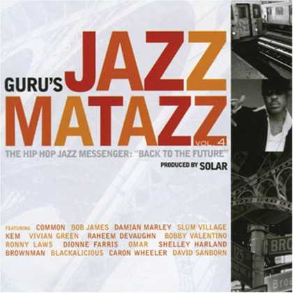 Bestselling Music (2007) - Jazzmatazz, Vol. 4: The Hip Hop Jazz Messenger: Back to the Future by Guru