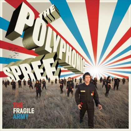 Bestselling Music (2007) - The Fragile Army by The Polyphonic Spree