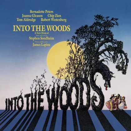 Bestselling Music (2007) - Into the Woods (1987 Original Broadway Cast)