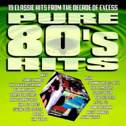 Bestselling Music (2007) - Pure 80's Hits by Various Artists