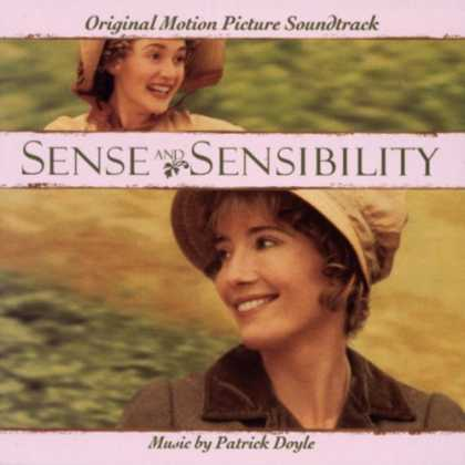 Bestselling Music (2007) - Sense and Sensibility: Original Motion Picture Soundtrack (1995 Film) by Patrick