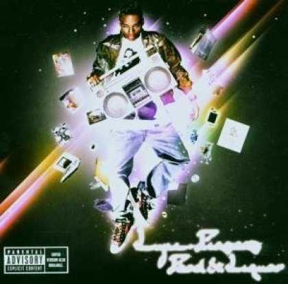 Bestselling Music (2007) - Food and Liquor by Lupe Fiasco