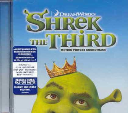 Bestselling Music (2007) - Shrek The Third by Various Artists