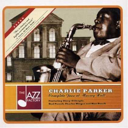 Bestselling Music (2007) - Complete Jazz at Massey Hall by Charlie Parker
