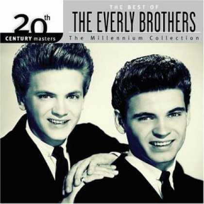 Bestselling Music (2007) - 20th Century Masters - The Millennium Collection: The Best of the Everly Brother