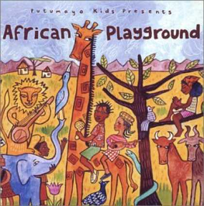 Bestselling Music (2007) - African Playground by Various Artists