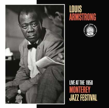 Bestselling Music (2007) - Monterey Jazz Festival Live 1958 by Louis Armstrong