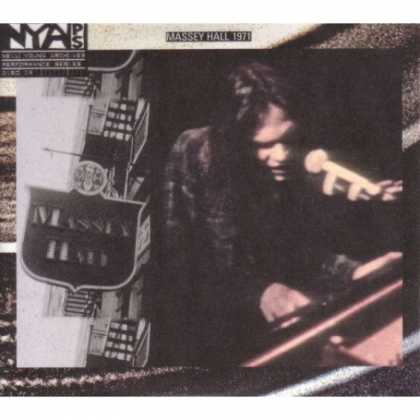 Bestselling Music (2007) - Live at Massey Hall (CD/DVD) by Neil Young