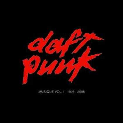 Bestselling Music (2007) - Musique, Vol. 1: 1993-2005 by Daft Punk