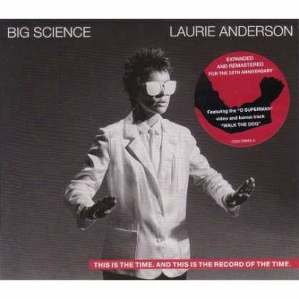 Bestselling Music (2007) - Big Science by Laurie Anderson