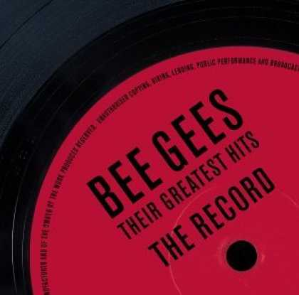 Bestselling Music (2007) - The Bee Gees - Their Greatest Hits: The Record by The Bee Gees