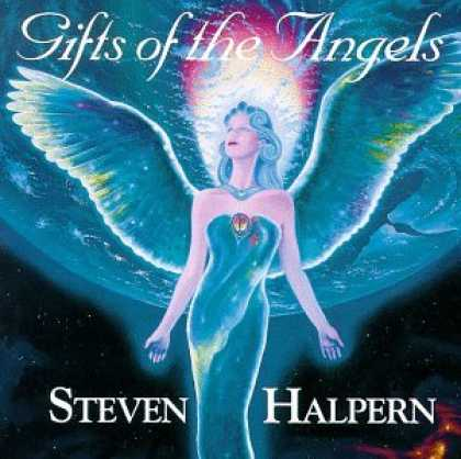 Bestselling Music (2007) - Gifts of the Angels by Steven Halpern