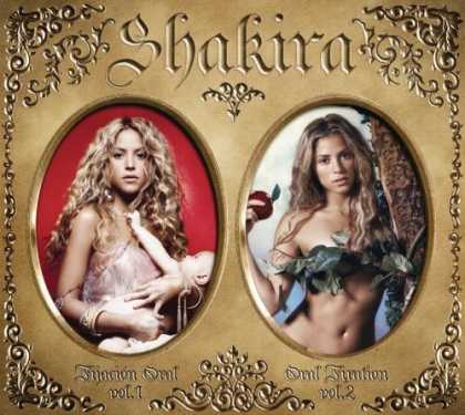 Bestselling Music (2007) - Oral Fixation Volumes 1 & 2 [SPECIAL EDITION w/Bonus DVD] by Shakira