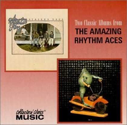 Bestselling Music (2007) - Two Classic Albums from The Amazing Rhythm Aces: Stacked Deck/Too Stuffed to Jum