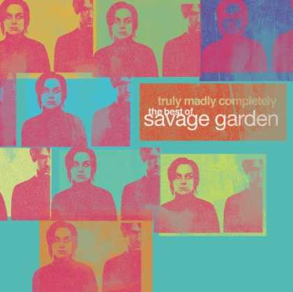 Bestselling Music (2007) - Truly, Madly, Completely- The Best of Savage Garden by Savage Garden