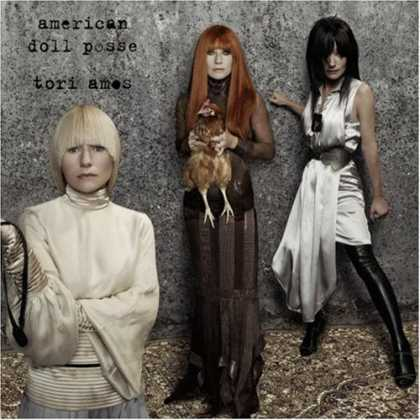 Bestselling Music (2007) - American Doll Posse by Tori Amos