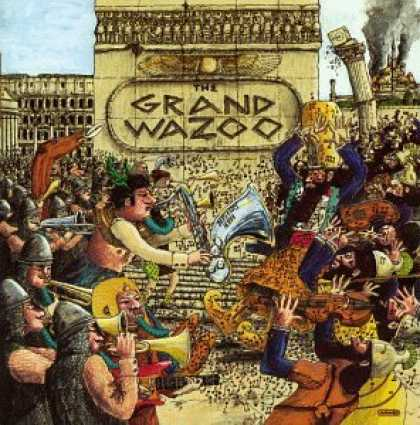 Bestselling Music (2007) - The Grand Wazoo by Frank Zappa & The Mothers of Invention