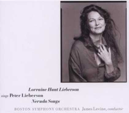 Bestselling Music (2007) - Peter Lieberson: Neruda Songs