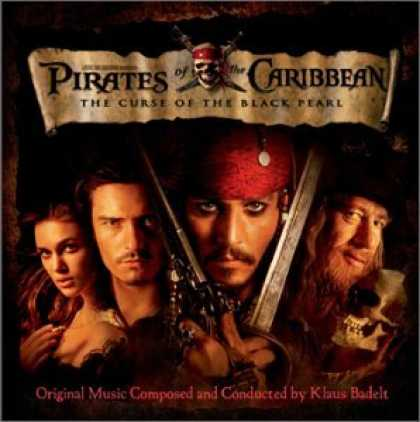 Bestselling Music (2007) - Pirates Of The Caribbean: The Curse Of The Black Pearl