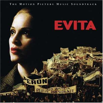 Bestselling Music (2007) - Evita: The Complete Motion Picture Music Soundtrack by Andrew Lloyd Webber