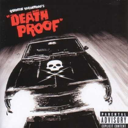 Bestselling Music (2007) - Death Proof by Original Soundtrack