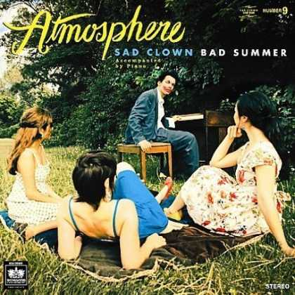 Bestselling Music (2007) - Sad Clown Bad Summer Number 9