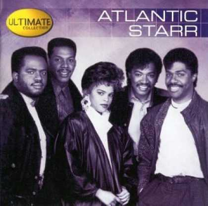 Bestselling Music (2007) - Ultimate Collection by Atlantic Starr