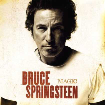 Bestselling Music (2007) - Magic by Bruce Springsteen