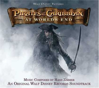 Bestselling Music (2007) - Pirates Of The Caribbean: At World's End