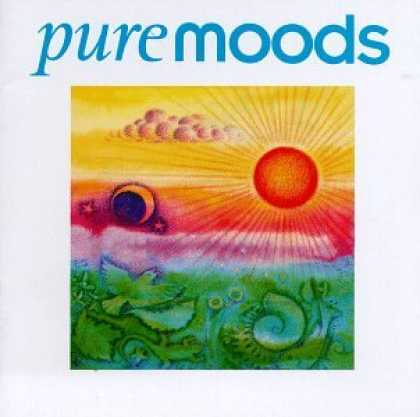 Bestselling Music (2007) - Pure Moods, Vol. I by Various Artists