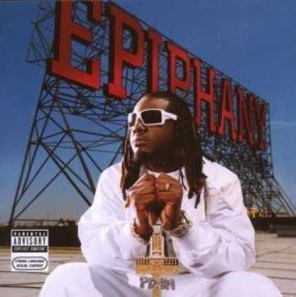 Bestselling Music (2007) - Epiphany by T-Pain