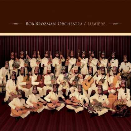 Bestselling Music (2007) - Lumiere by Bob Brozman Orchestra